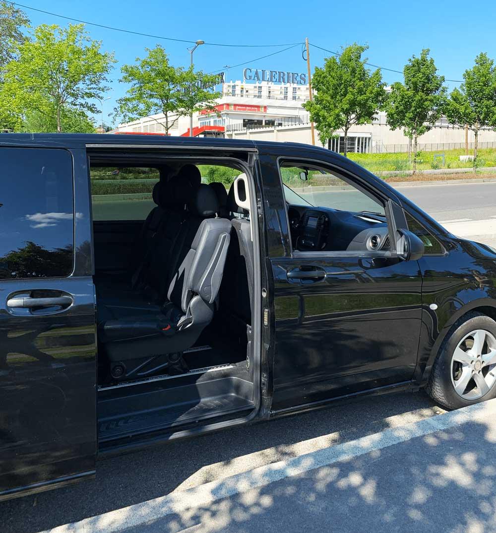 Mermoz Pinel Parking Covoiturage