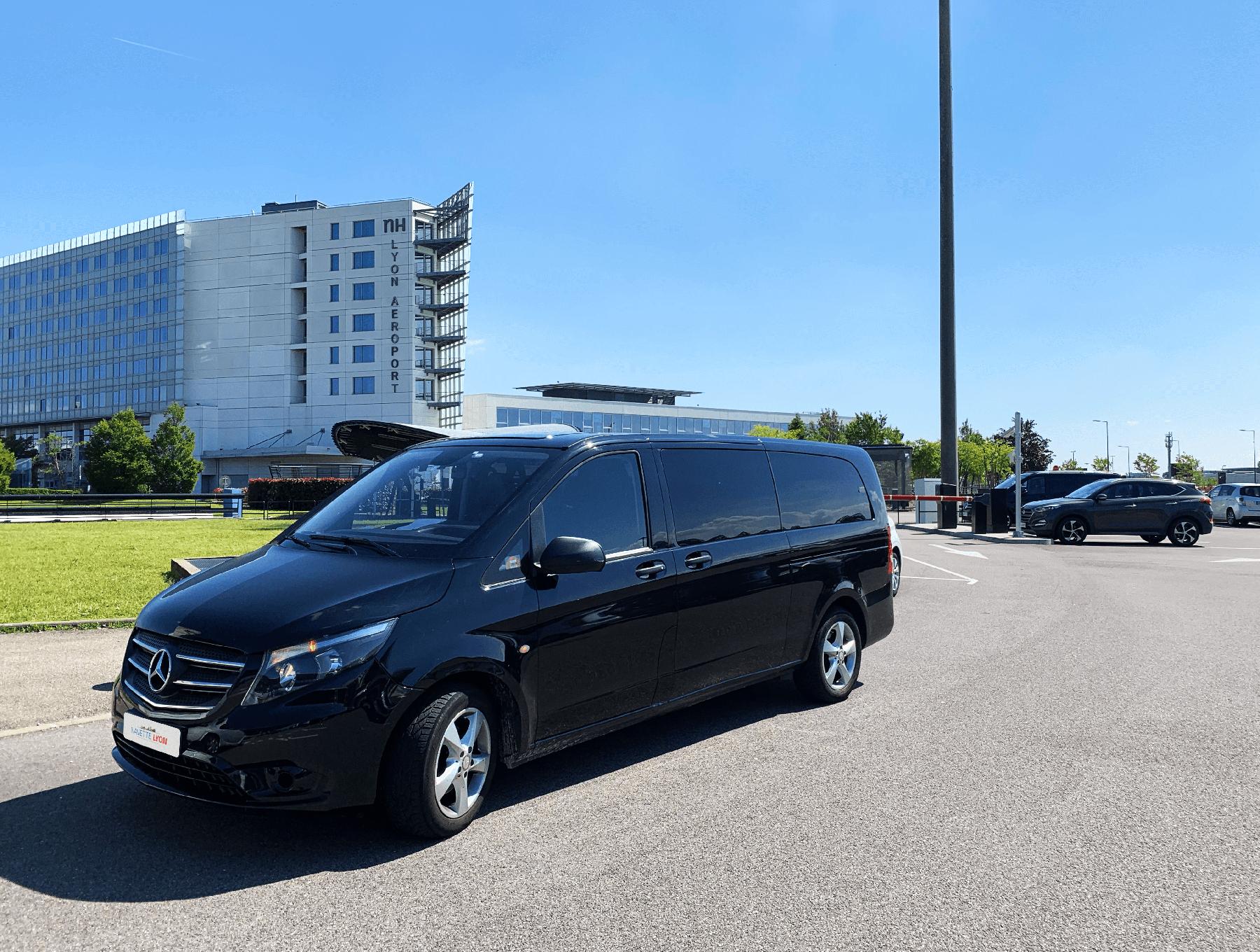 Navette Parking PR2