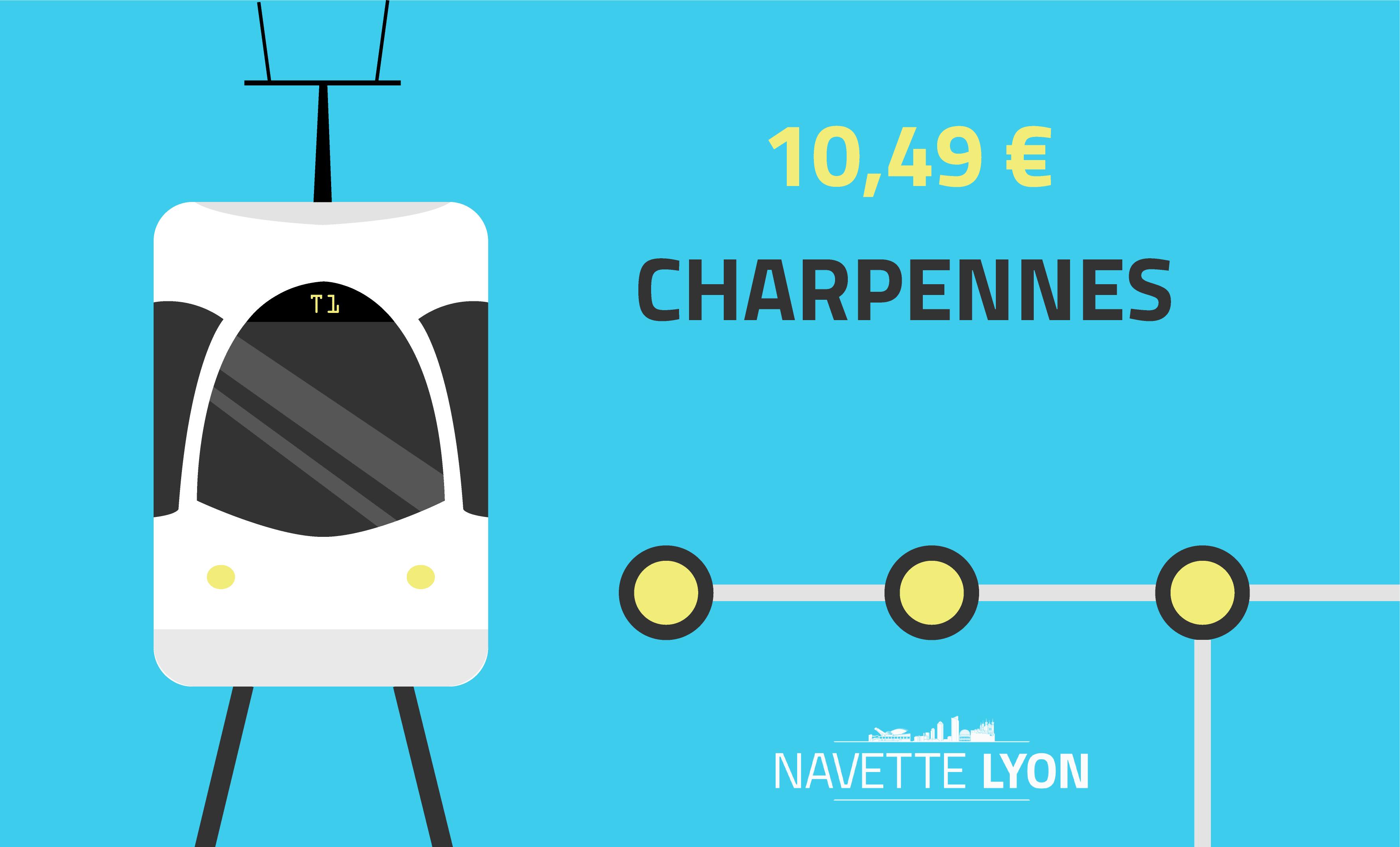 Charpennes Navette