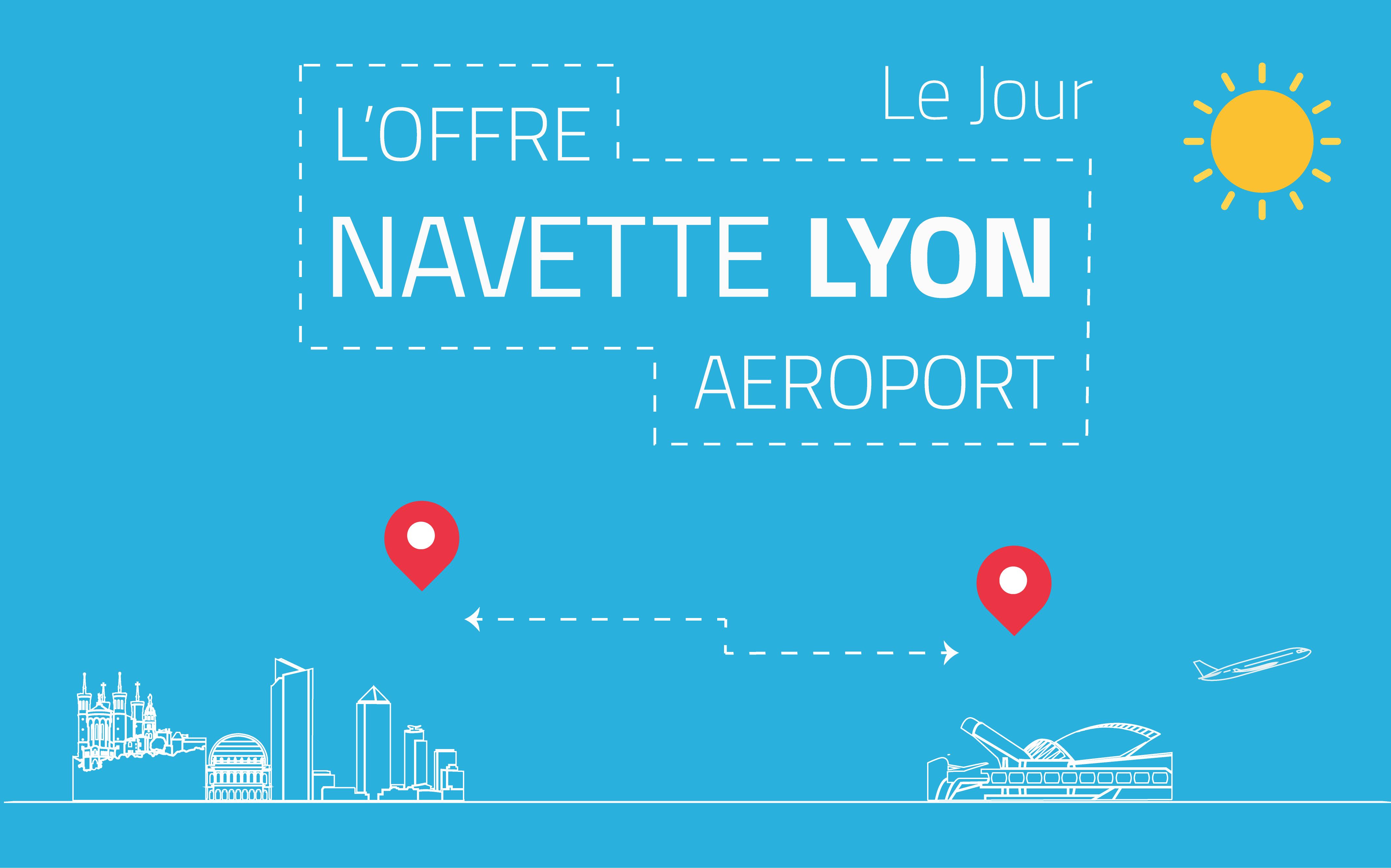 Navette Lyon jour