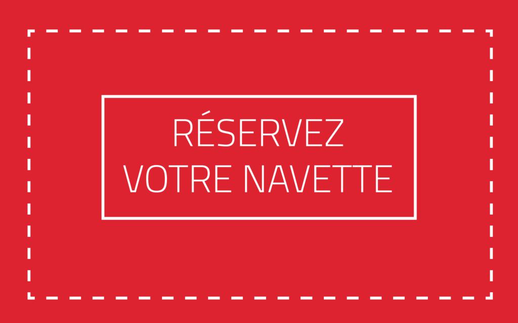 Navette Lyon réservation