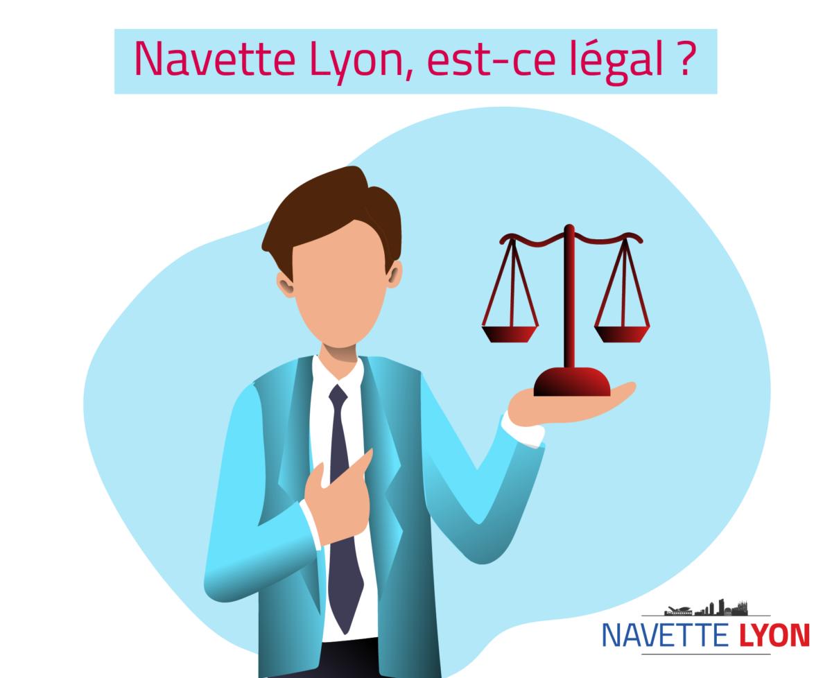 Est-ec que le service Navette Lyon est légal