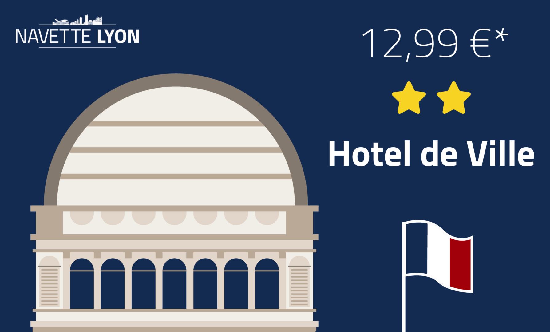 Hotel de ville Navette