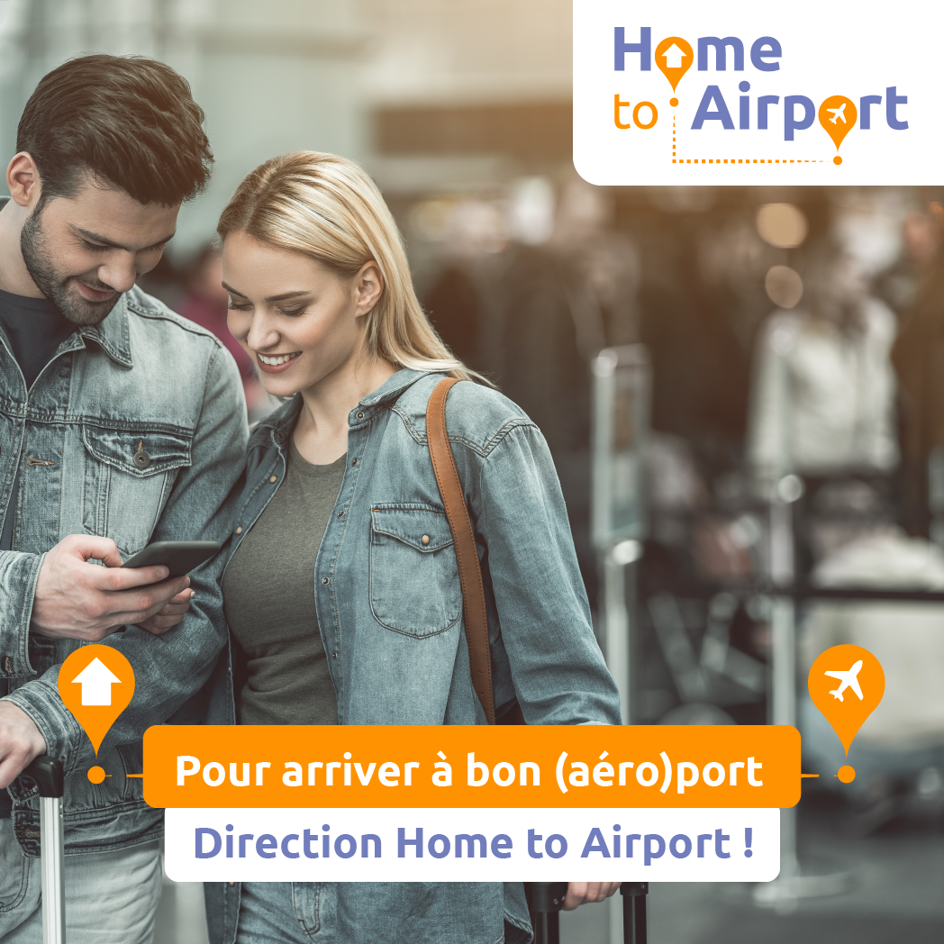 Home to Airport