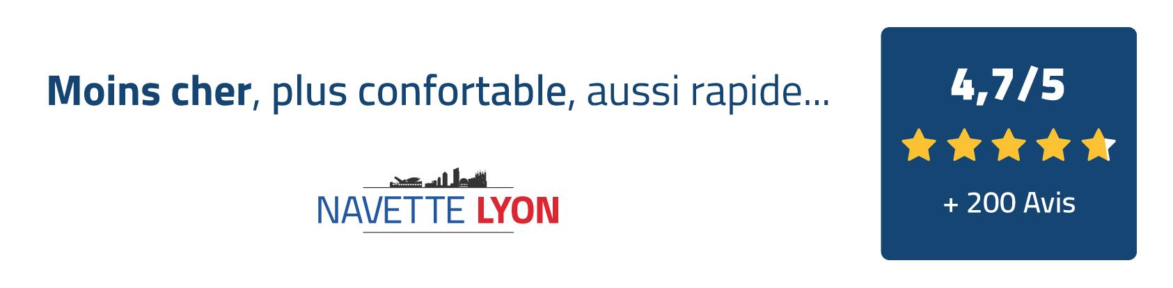 Bandeau Navette Lyon